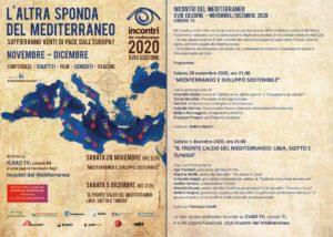 Petroltecnica a incontri del Mediterraneo